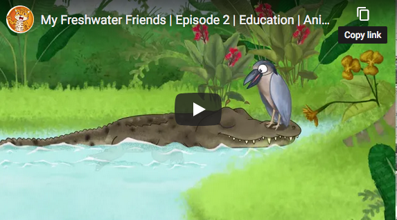 English edition of MayanToons animated video now available